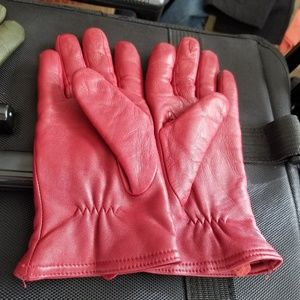 Thinsulate Leather Gloves by Merona